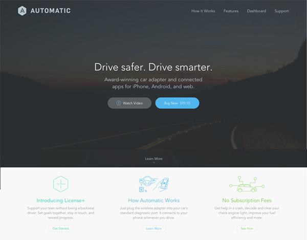 Flat Design Websites for Inspiration - 9