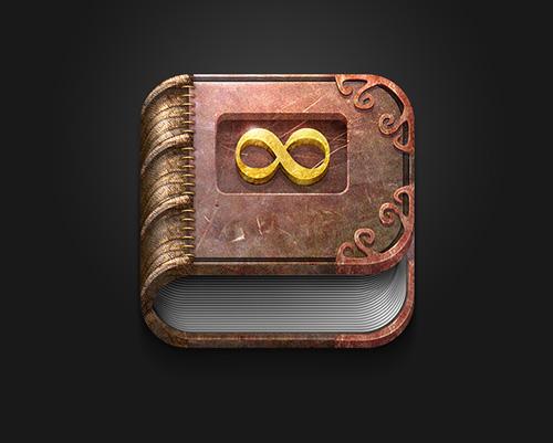 App Icon Infinite Story