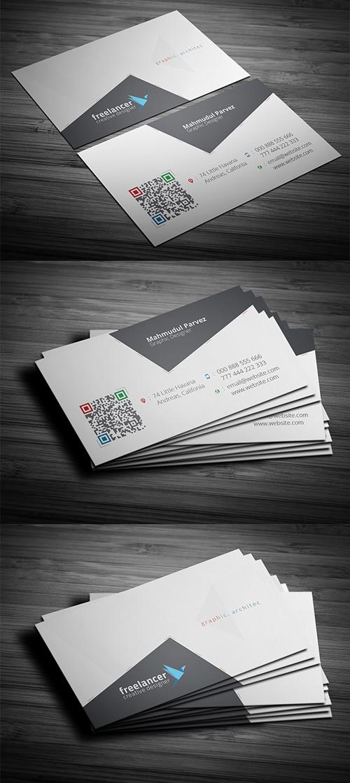 Katblimb Corporate Business Card