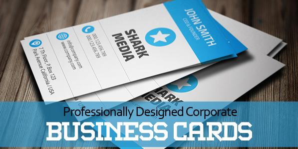 High Quality Premium Business Cards Design