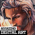 Post Thumbnail of 30 Awesome Examples of Digital Art and Illustrations