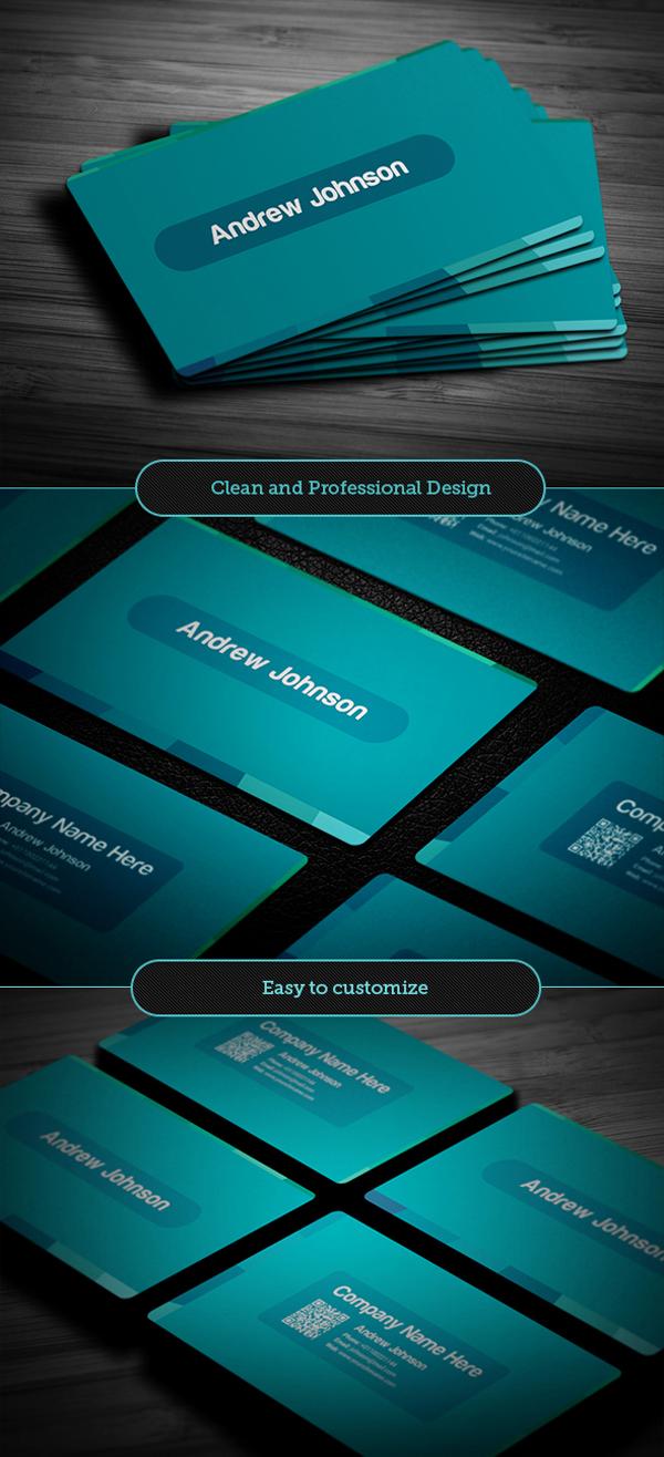 Free Print Ready Business Card