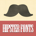 Post Thumbnail of 30 Free Fonts for Hipsters