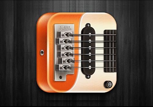 Guitar App Icon