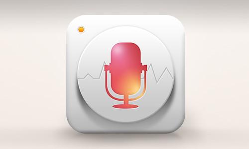 Mircophone Icon