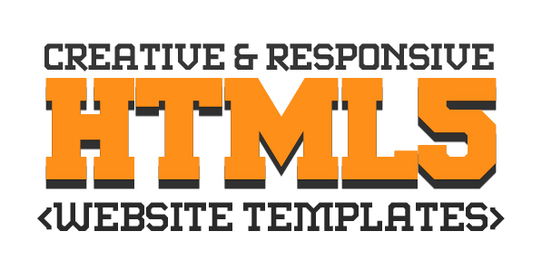 New Responsive HTML5 / CSS3 Website Templates