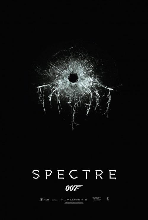 Spectre 007 Movie Poster
