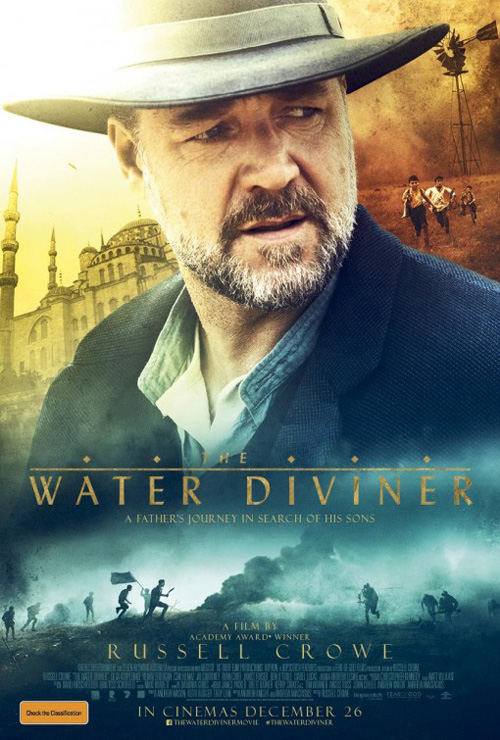 The Water Diviner Poster Movie Poster
