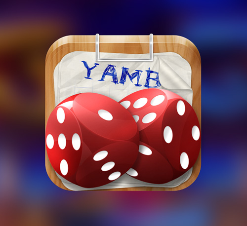 Yamb Game App Icon