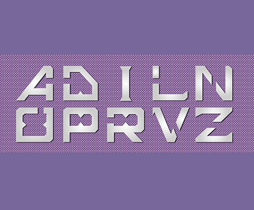 ZVX Xeno Free Font