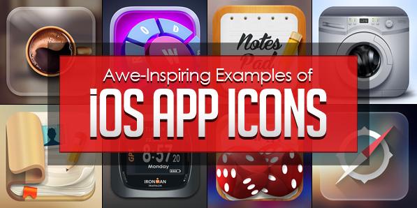35 Awe-Inspiring iOS App Icons