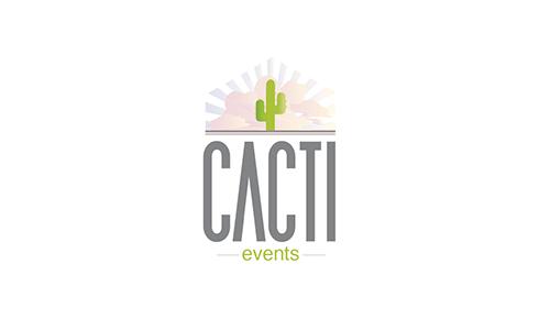 Cacti Events Branding by Fawaz M.Khalid