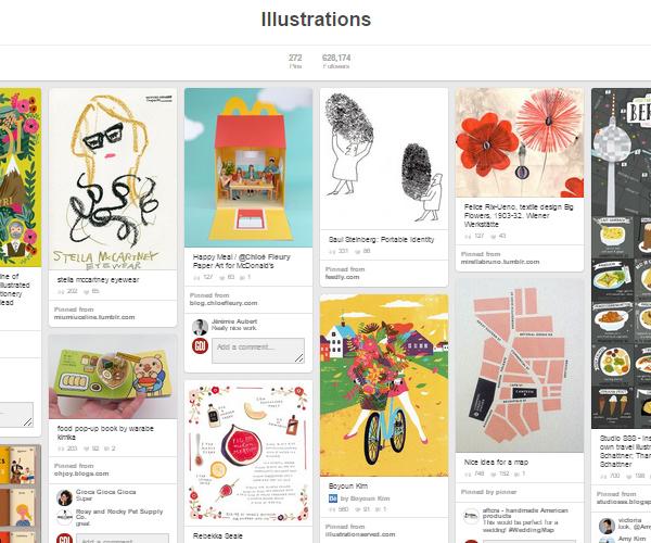 26 Top Digital Art & Illustrations Boards To Follow on Pinterest - 13