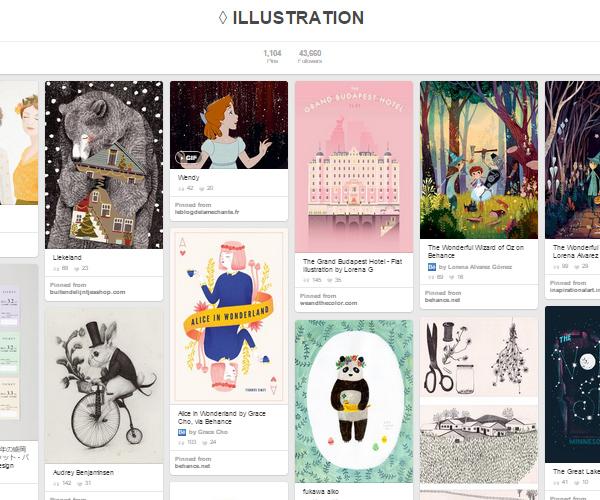 26 Top Digital Art & Illustrations Boards To Follow on Pinterest - 14
