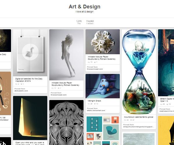 26 Top Digital Art & Illustrations Boards To Follow on Pinterest - 2