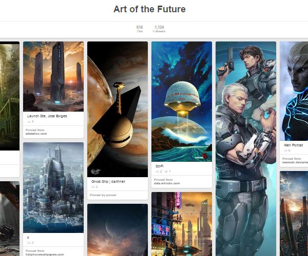 26 Top Digital Art & Illustrations Boards To Follow on Pinterest - 22
