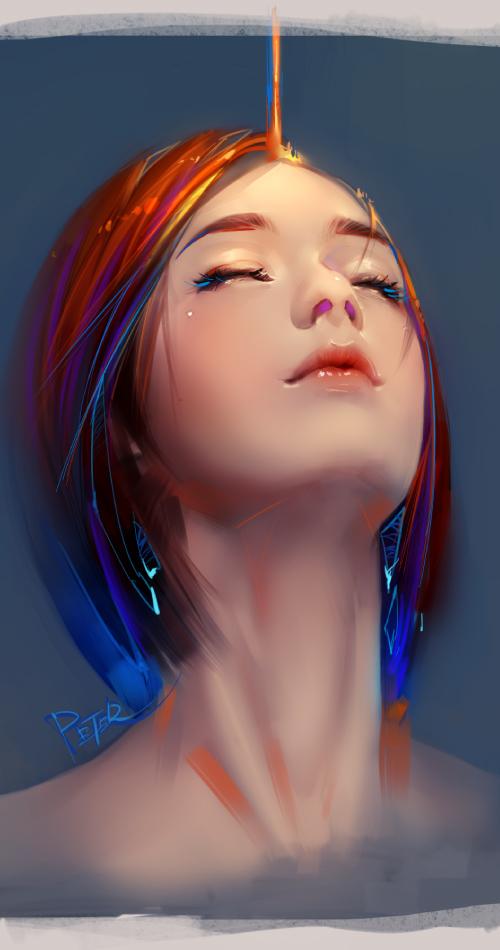 Creative Digital Art by XiaoJi