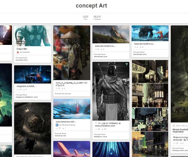 26 Top Digital Art & Illustrations Boards To Follow on Pinterest - 3