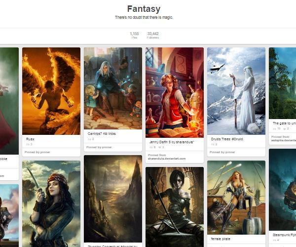 26 Top Digital Art & Illustrations Boards To Follow on Pinterest - 5