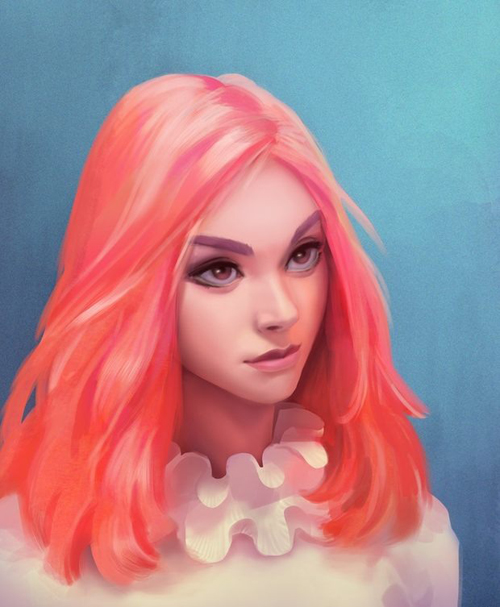 Cool Digital Illustrations by NewMilky