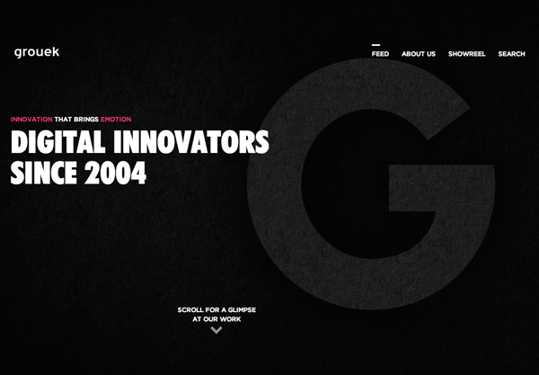 HTML5 Web Design - 25 Fresh Examples for Inspriation - 16