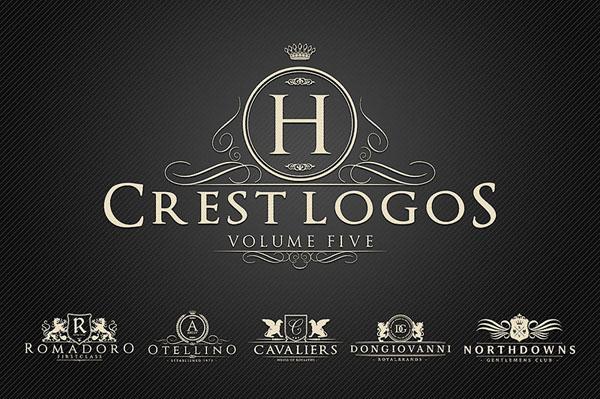 Heraldic Crest Logos