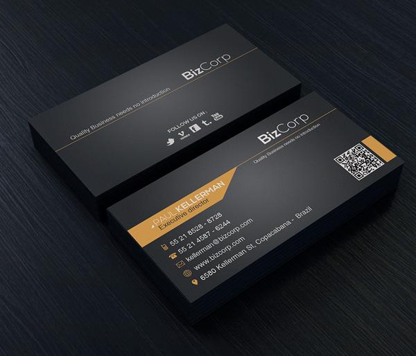 Minimal Business Card