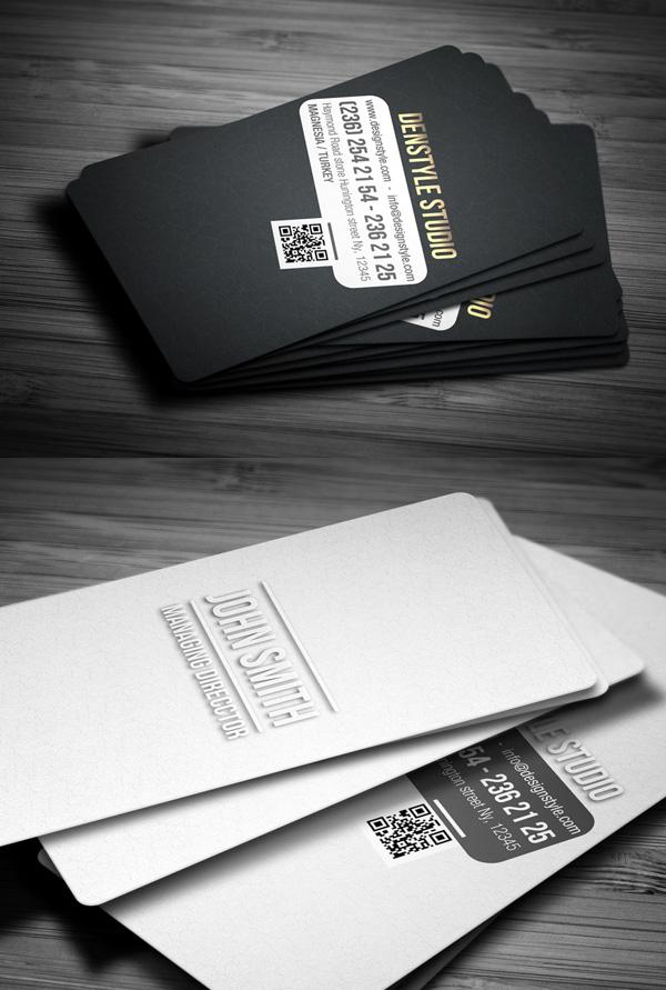 Premium Creative Business Card