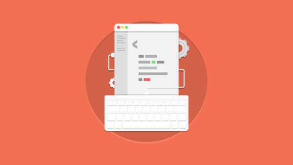 How to Create a Coding Page Illustration in Adobe Illustrator