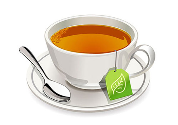 Create a Cup Of Tea With a Tea Bag in Adobe Illustrator