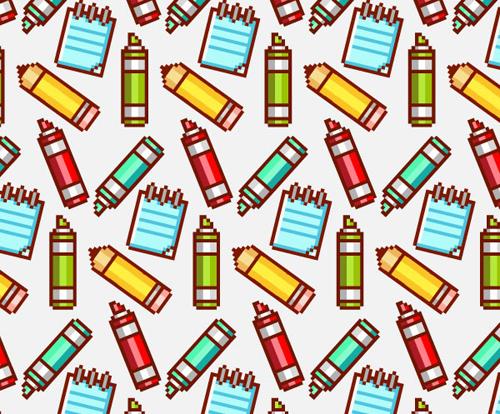 How to Create Seamless Pixel Art Pattern in Adobe Illustrator