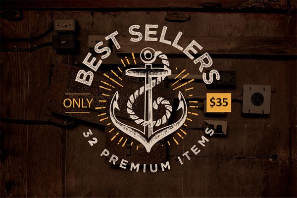 Only Best Sellers Mega Bundle v.1