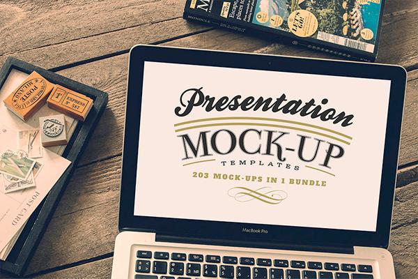 Presentation Mock-ups Mega Bundle