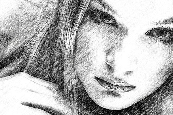 Sketch Artist – Photo2 Sketch Action