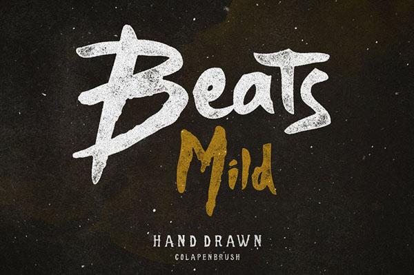 Beats Font