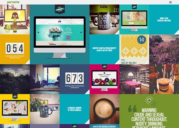 Flat UI Design Websites - 1