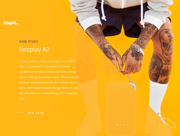 Fresh Examples of Responsive Websites Design - 2