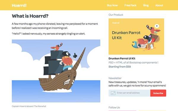 Flat UI Design Websites - 5