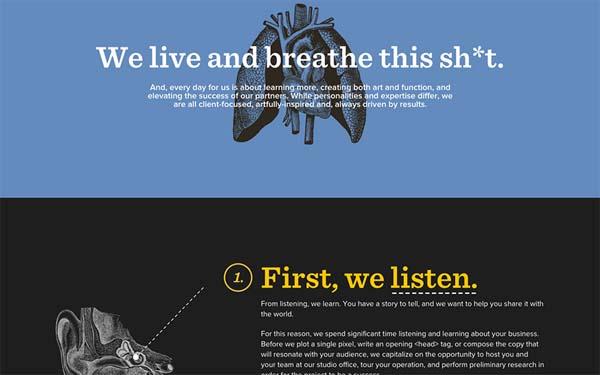 Flat UI Design Websites - 7