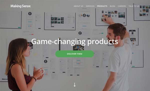 Fresh Examples of Responsive Websites Design - 13