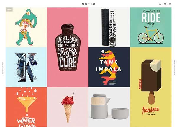 Fresh Examples of Responsive Websites Design - 18
