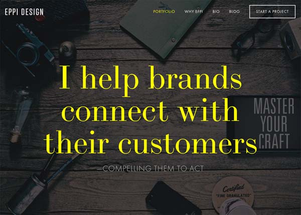 Fresh Examples of Responsive Websites Design - 21