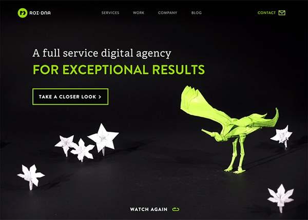 Fresh Examples of Responsive Websites Design - 22