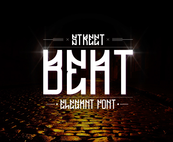 Beat Free Font