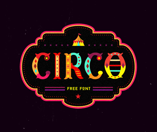CIRCO Free Font