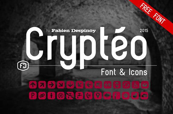 Cryteo Free Font