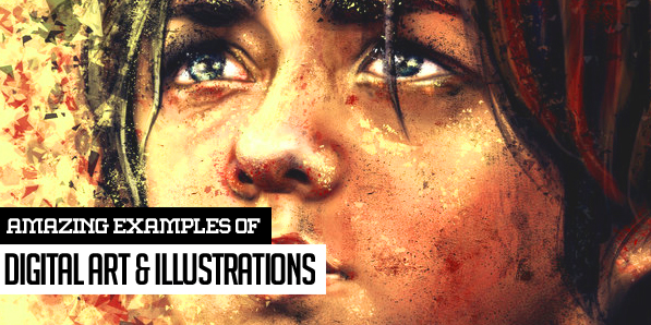 36 Amazing Digital Art and Illustration Examples for Inspiration
