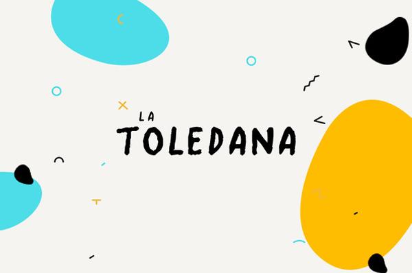 La Toledana Script Free Font