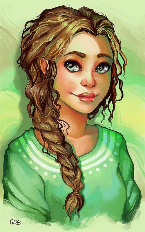 Creative Digital Illustrations by GDBee