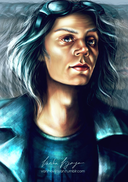 Beautiful Portraits by VarshaVijayan
